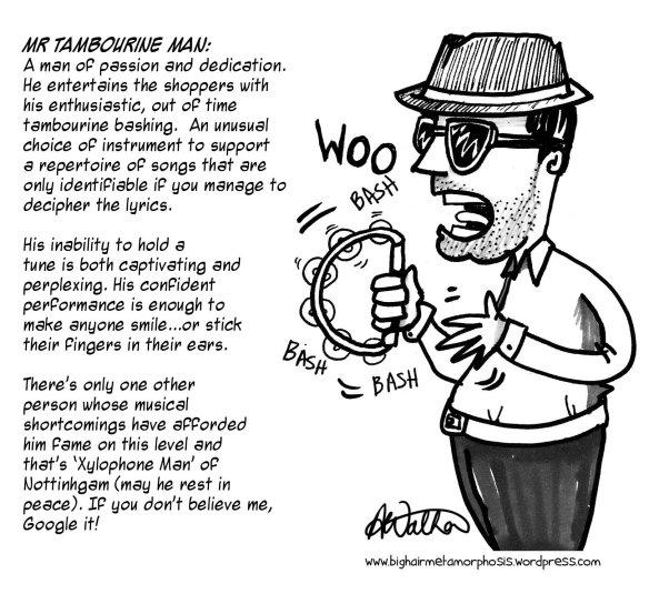 Tambourine man